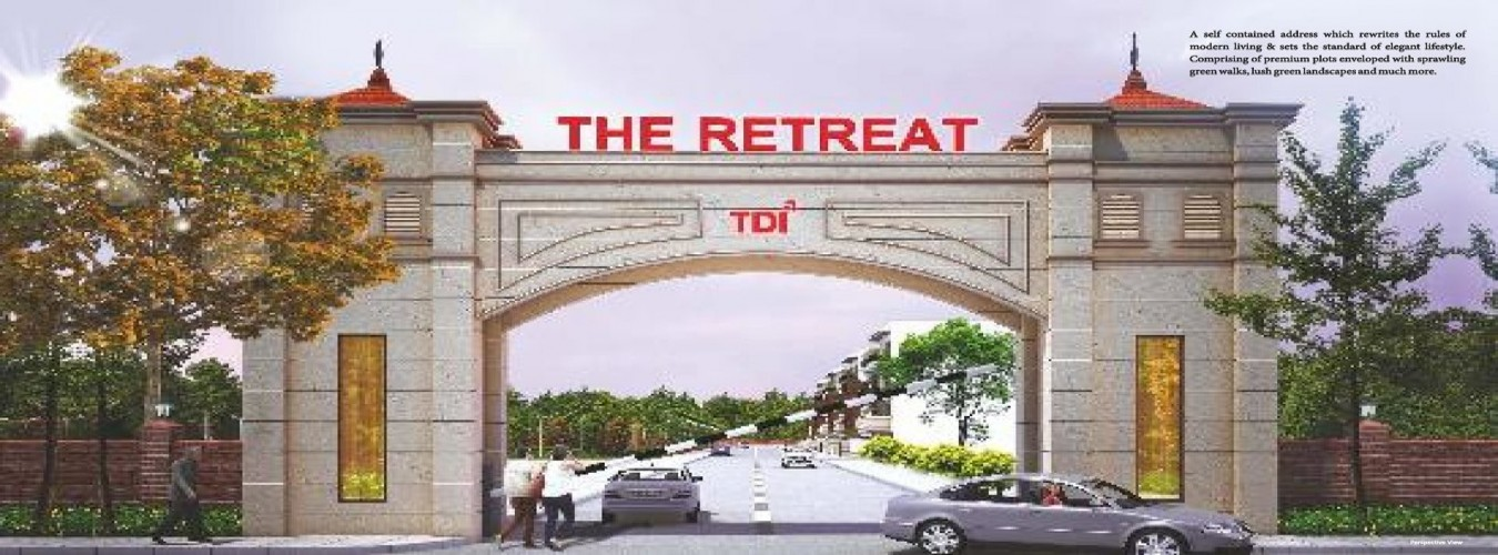TDI The Retreat Faridabad