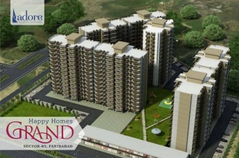 2 Bhk (475 SQ.FT with Balcony 138 SQ.FT)