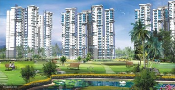 3 Bhk + Servant (2010 sq. ft.)