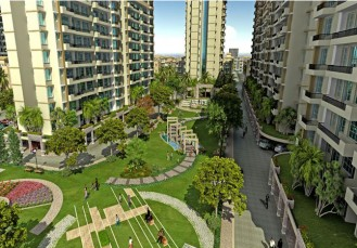 4 Bhk + Servant Apartments (2475 SQ.FT.)