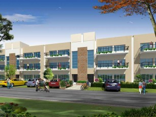 3 BHK First Floor (270 Sq. yds.)