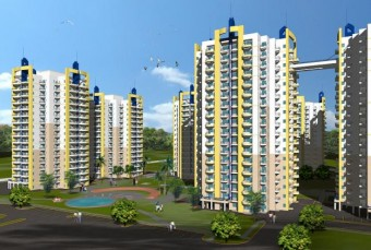 3 BHK + Servant Apartments (1862 Sq. Ft.)