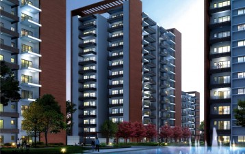 3 Bhk + Servant (2430 Sq. Ft.)