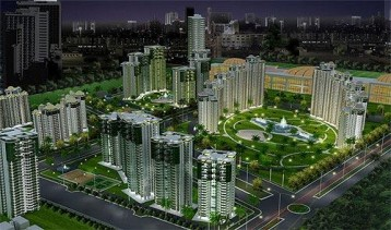 4 Bhk + Servant (4025 SQ.FT)